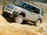 Land Rover LR3 2005–08 photos