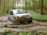Photos of Land Rover LR3 2005–08