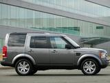 Photos of Land Rover LR3 2008–09