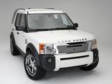 Pictures of STRUT Land Rover LR3 Kensington 2005–09