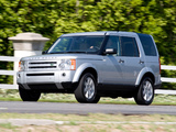 Pictures of Land Rover LR3 2008–09