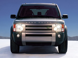 Land Rover LR3 2005–08 wallpapers