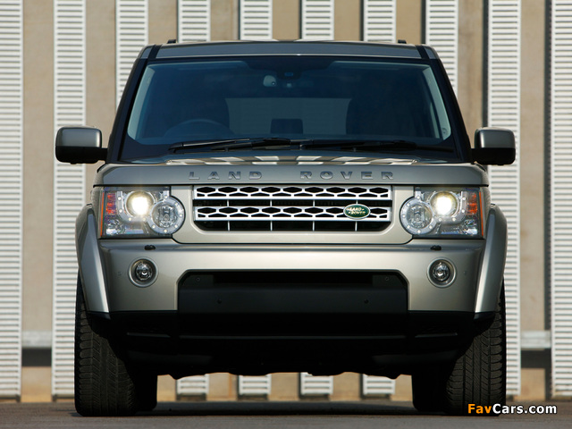Land Rover LR4 2009 images (640 x 480)