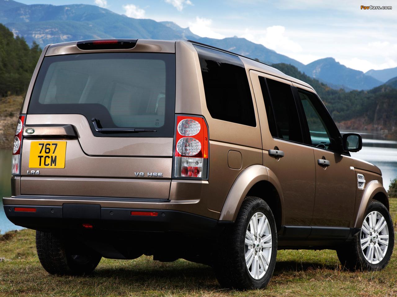 Land Rover LR4 2009 images (1280 x 960)