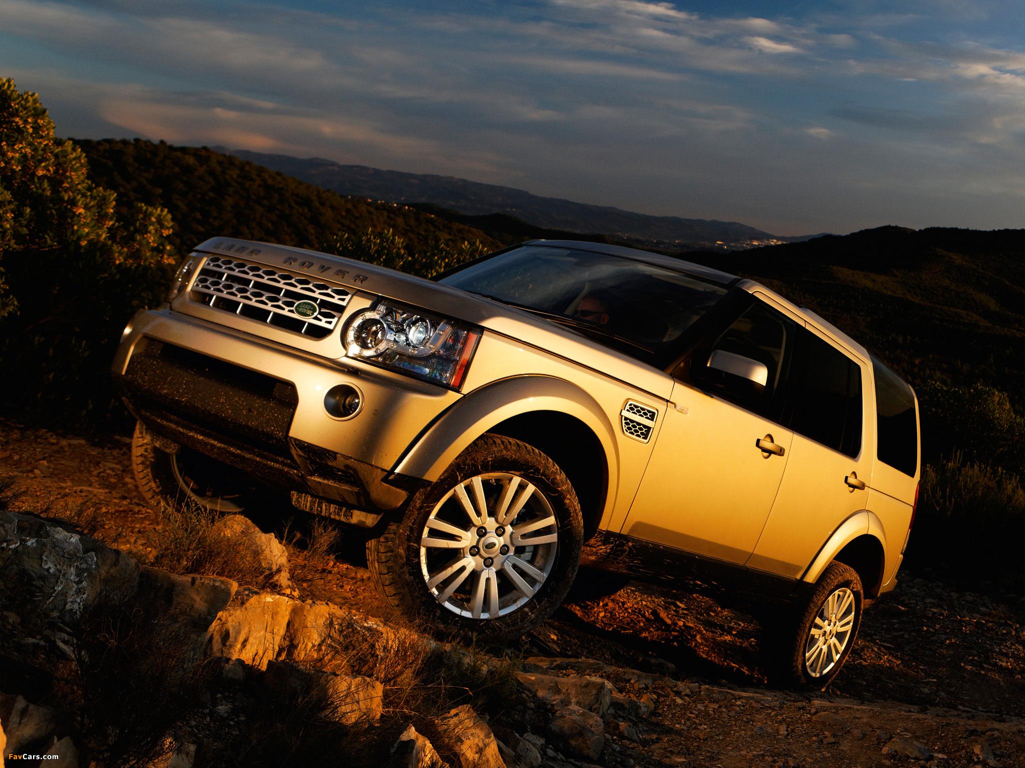Land Rover LR4 2009 images (2048 x 1536)