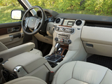 Land Rover LR4 2009 pictures