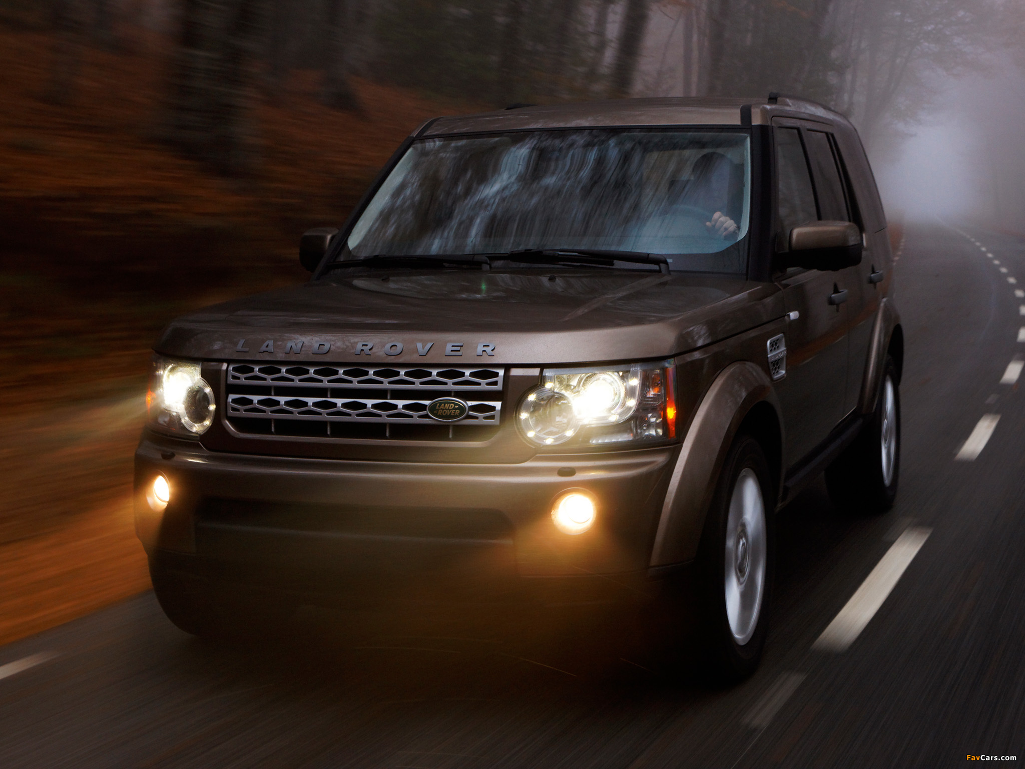 Photos of Land Rover LR4 2009 (2048 x 1536)