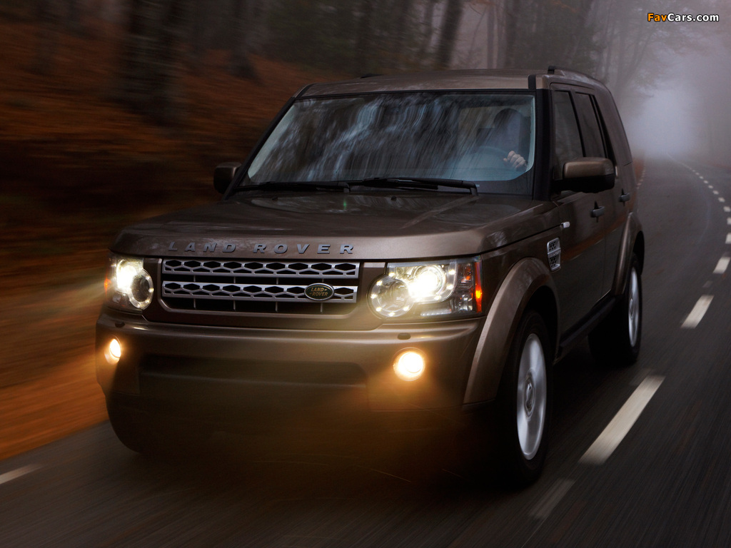 Photos of Land Rover LR4 2009 (1024 x 768)