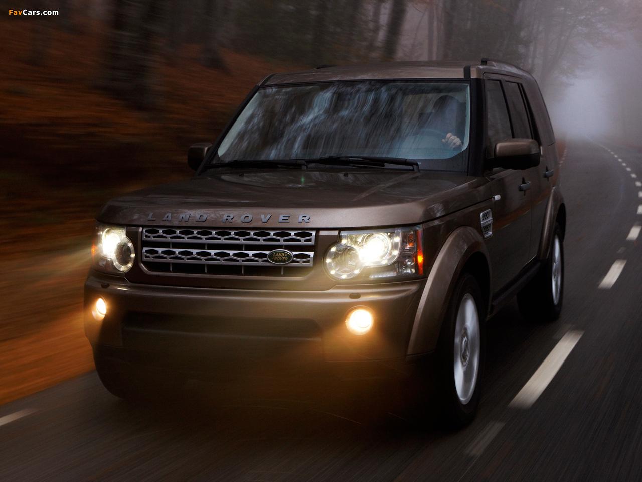 Photos of Land Rover LR4 2009 (1280 x 960)