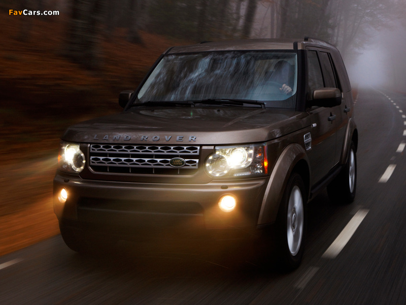 Photos of Land Rover LR4 2009 (800 x 600)