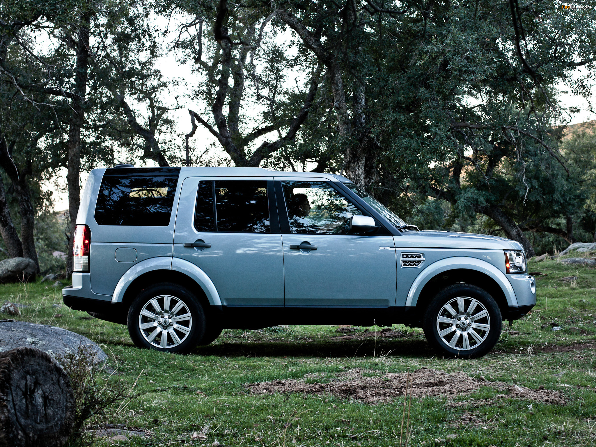 Pictures of Land Rover LR4 2009 (2048 x 1536)