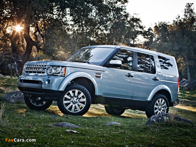 Pictures of Land Rover LR4 2009 (640 x 480)