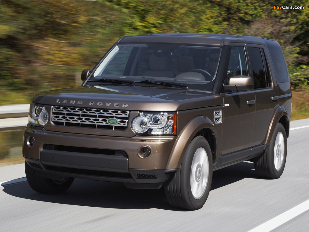 Pictures of Land Rover LR4 2009 (1024 x 768)