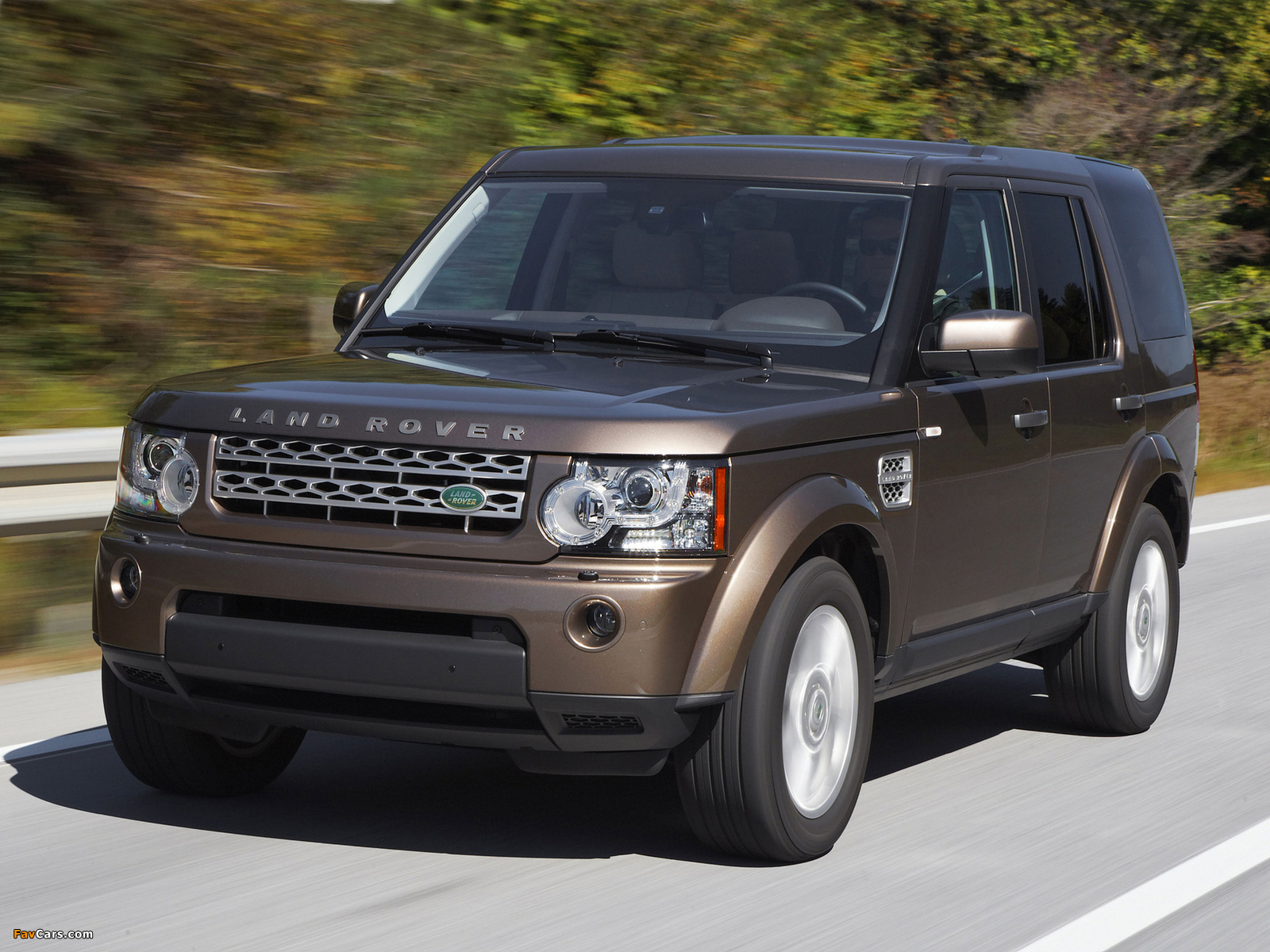 Pictures of Land Rover LR4 2009 (1600 x 1200)