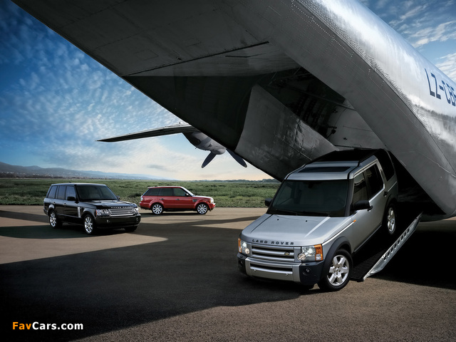 Land Rover wallpapers (640 x 480)