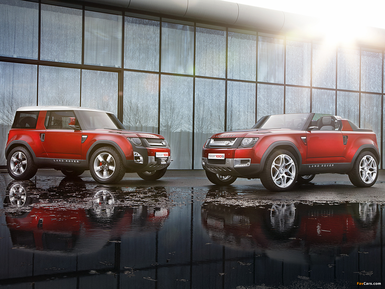 Land Rover wallpapers (1600 x 1200)