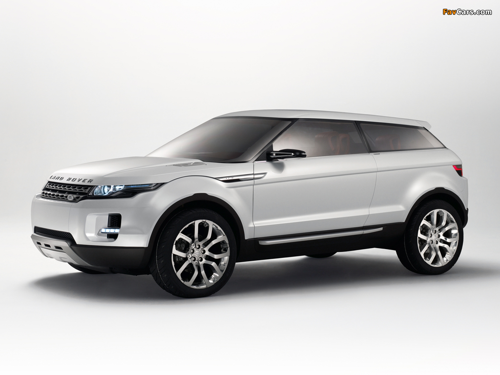 Images of Land Rover LRX Concept 2007 (1024 x 768)