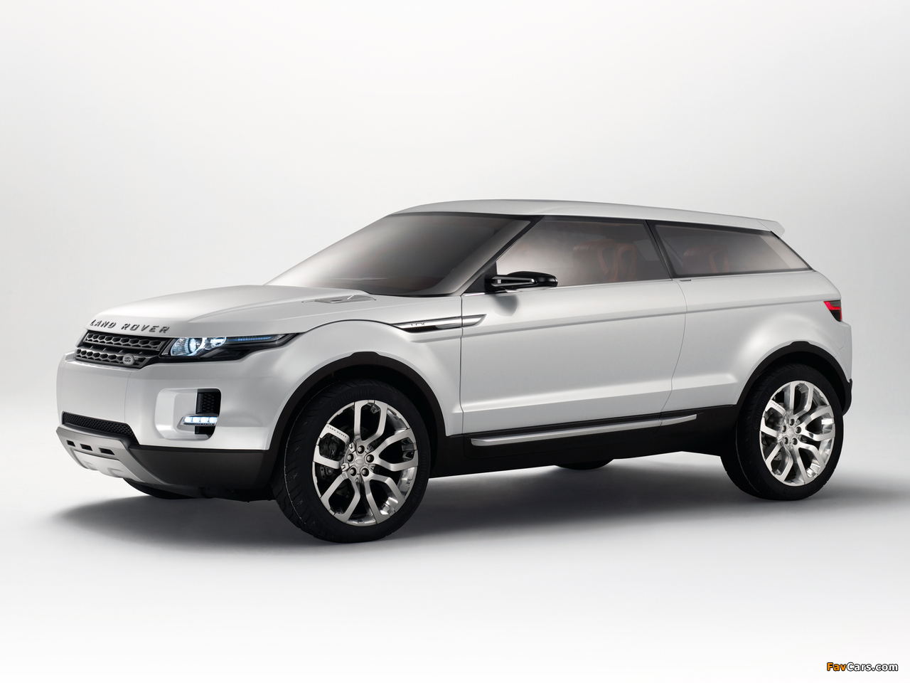 Images of Land Rover LRX Concept 2007 (1280 x 960)