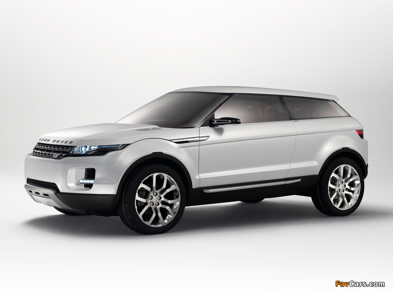 Images of Land Rover LRX Concept 2007 (800 x 600)