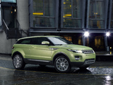 Images of Range Rover Evoque Coupe Prestige 2011