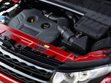 Images of Range Rover Evoque Coupe Si4 Dynamic UK-spec 2011