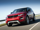 Images of Range Rover Evoque Dynamic 2011
