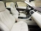 Images of Range Rover Evoque Prestige 2011