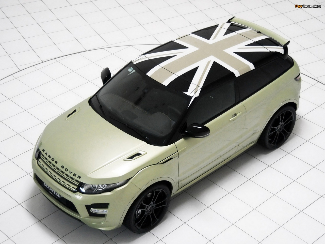 Images of Startech Range Rover Evoque Coupe 2011 (1280 x 960)