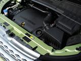 Images of Range Rover Evoque SD4 Prestige 2011