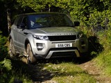 Images of Range Rover Evoque SD4 Dynamic UK-spec 2011