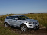 Images of Range Rover Evoque Coupe Si4 Prestige UK-spec 2011