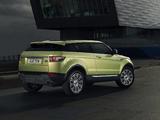 Images of Range Rover Evoque Coupe Prestige 2011