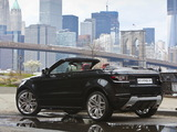 Images of Range Rover Evoque Convertible Concept 2012