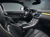 Images of Range Rover Evoque Coupe Sicilian Yellow 2013