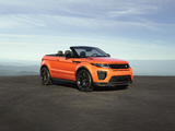 Images of Range Rover Evoque Convertible 2016