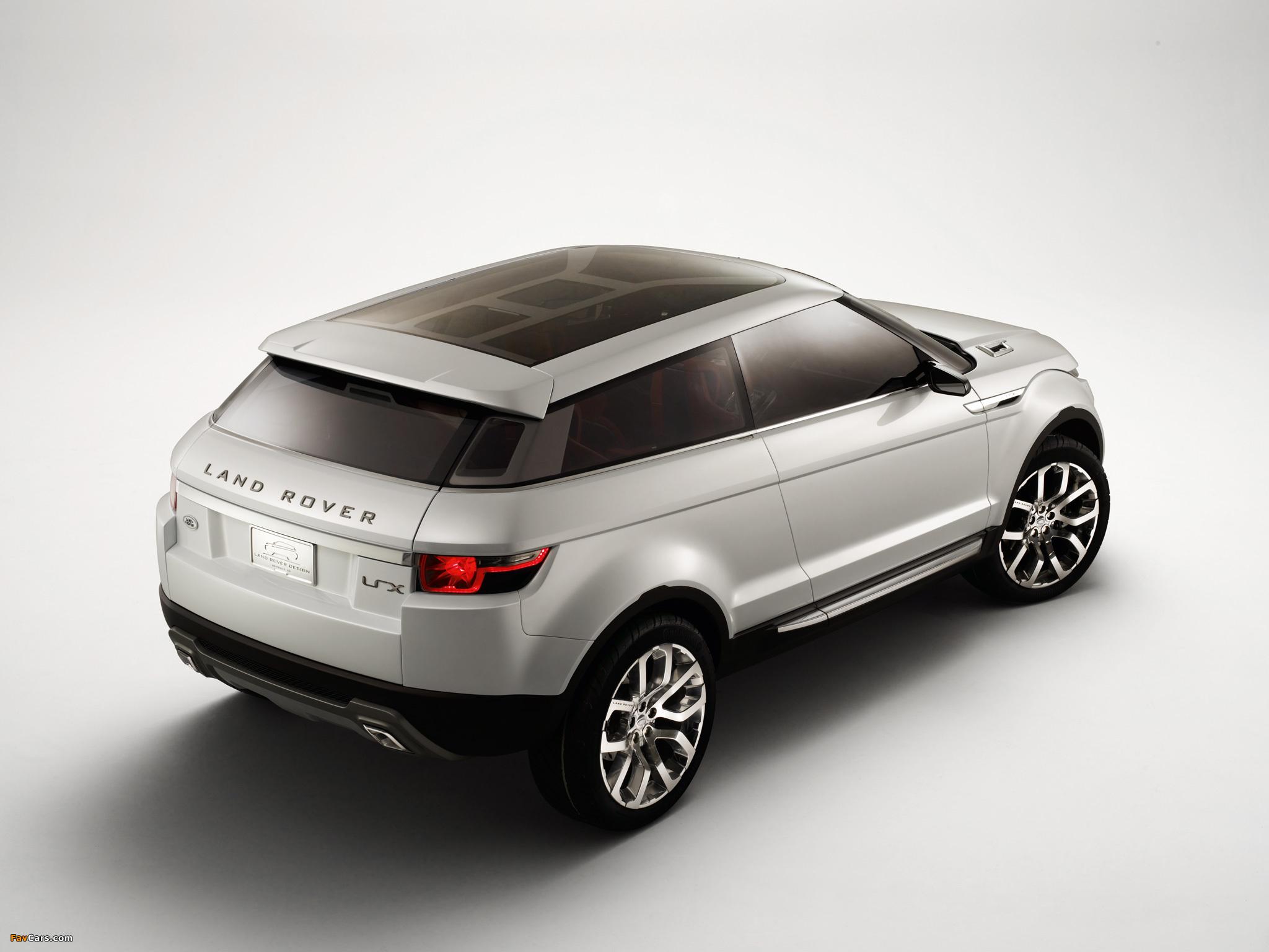Land Rover LRX Concept 2007 images (2048 x 1536)