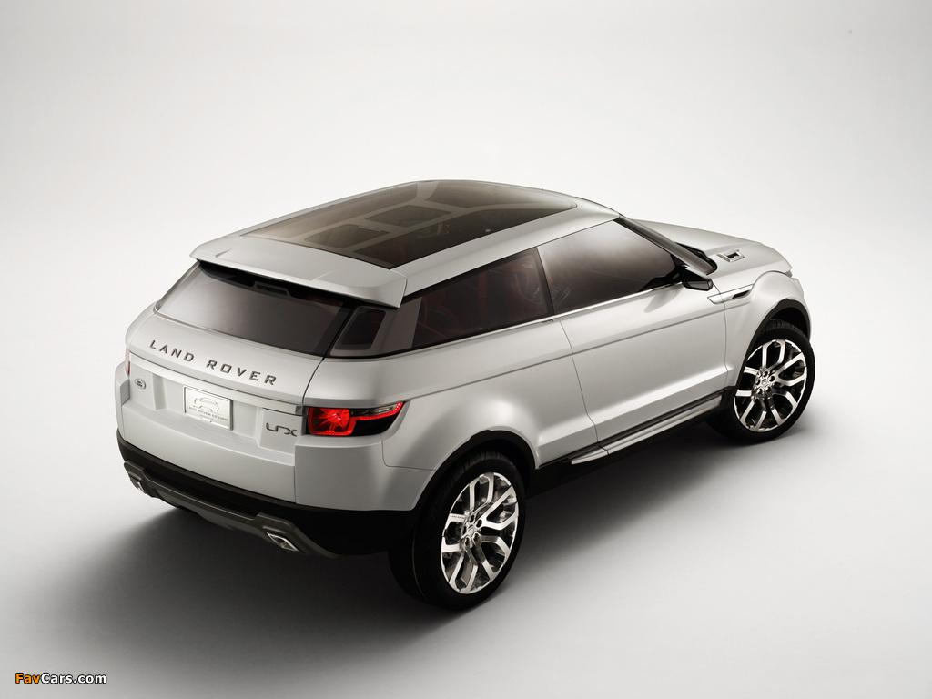 Land Rover LRX Concept 2007 images (1024 x 768)