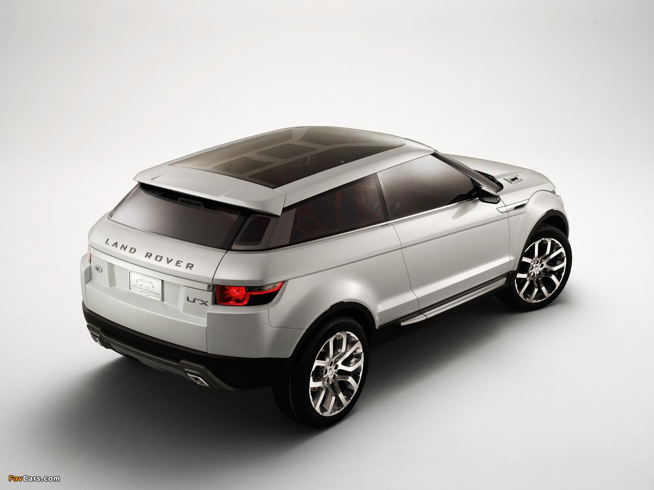 Land Rover LRX Concept 2007 images (1280 x 960)
