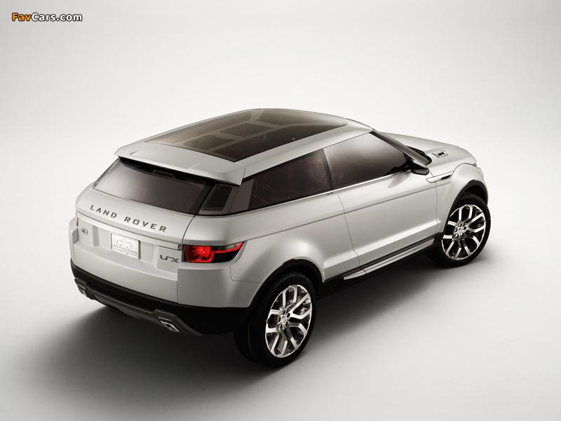 Land Rover LRX Concept 2007 images (800 x 600)