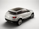 Land Rover LRX Concept 2007 images