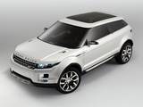 Land Rover LRX Concept 2007 pictures