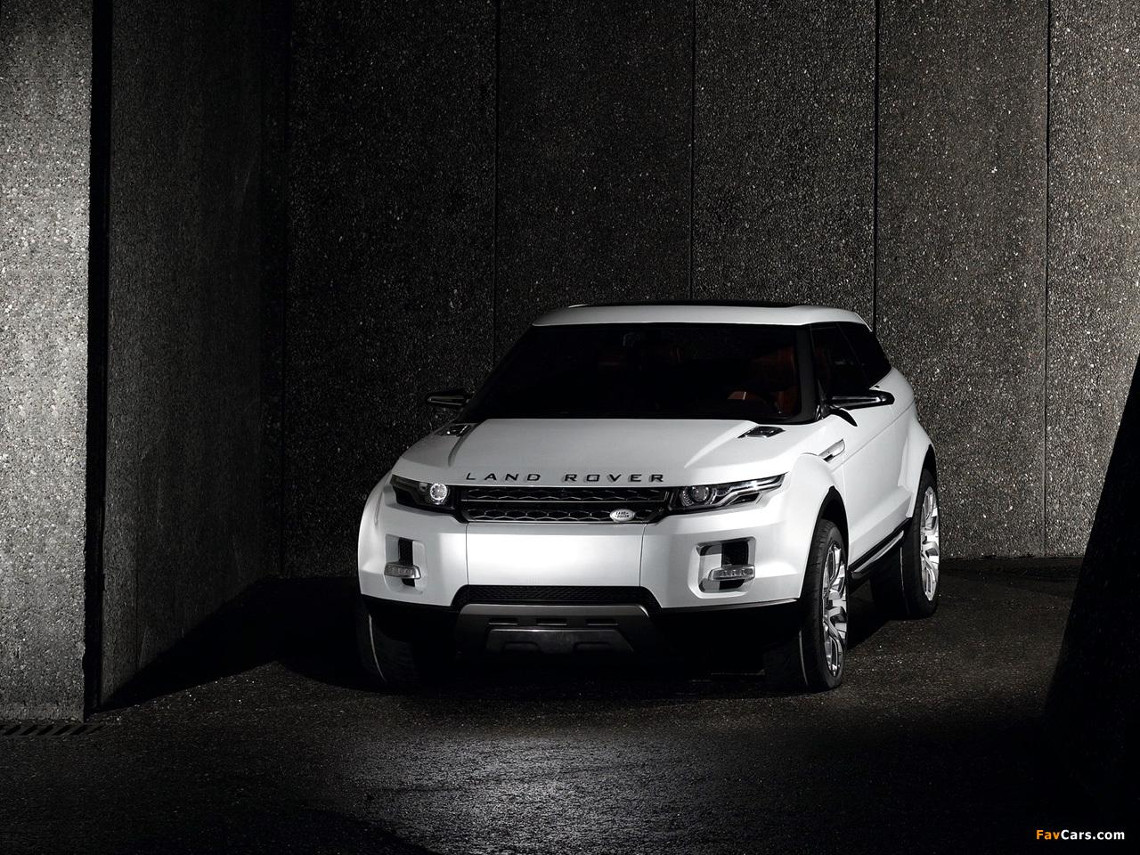 Land Rover LRX Concept 2007 pictures (1280 x 960)