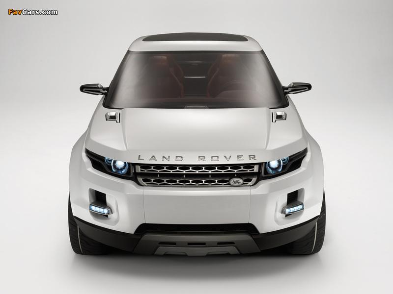 Land Rover LRX Concept 2007 pictures (800 x 600)