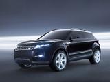 Land Rover LRX Concept 2008 images