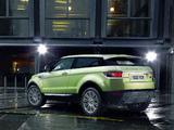 Range Rover Evoque Coupe Prestige 2011 images