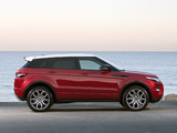 Range Rover Evoque Dynamic 2011 images