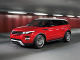 Range Rover Evoque Dynamic 2011 images