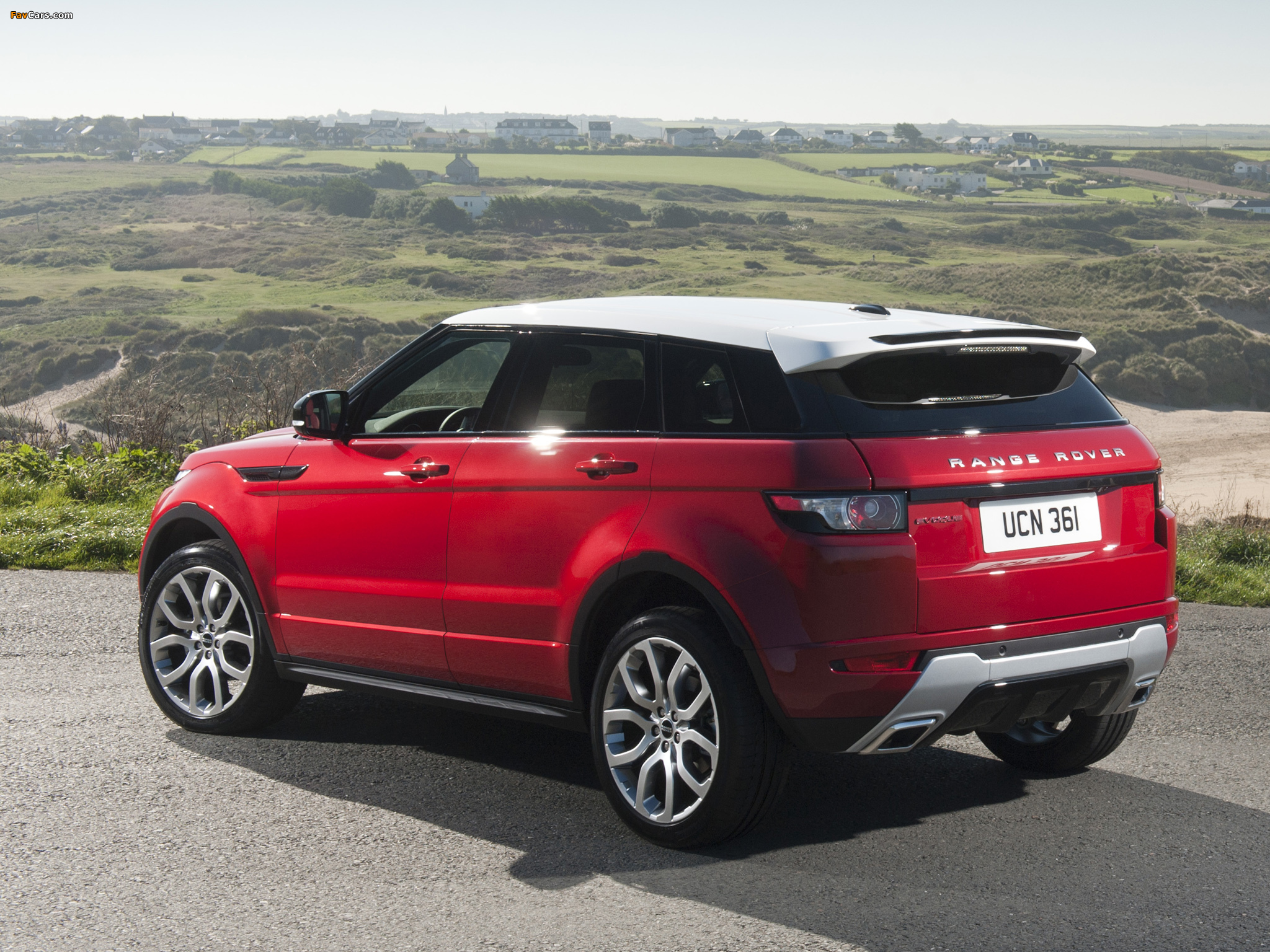 Land Rover Evoque Used