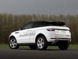 Range Rover Evoque Coupe MagneRide GEN3 Prototype 2011 photos