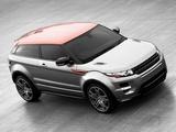 Project Kahn Range Rover Evoque Coupe 2011 photos